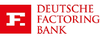 Logo Deutsche Factoring Bank