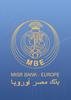 Logo Misr Bank
