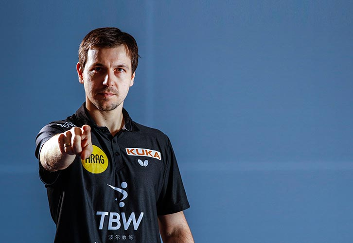 Timo Boll Webcoach
